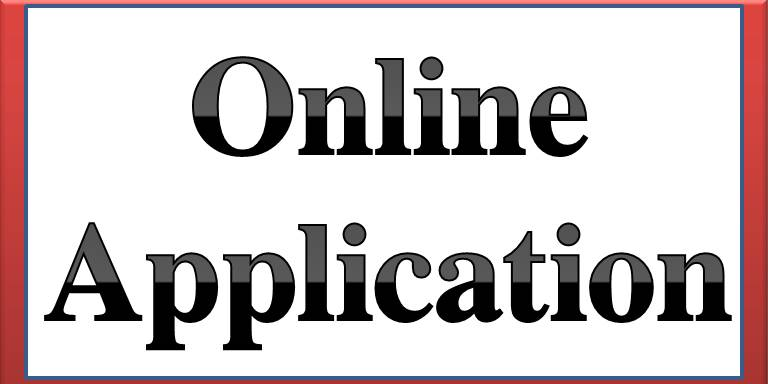 Online Application button