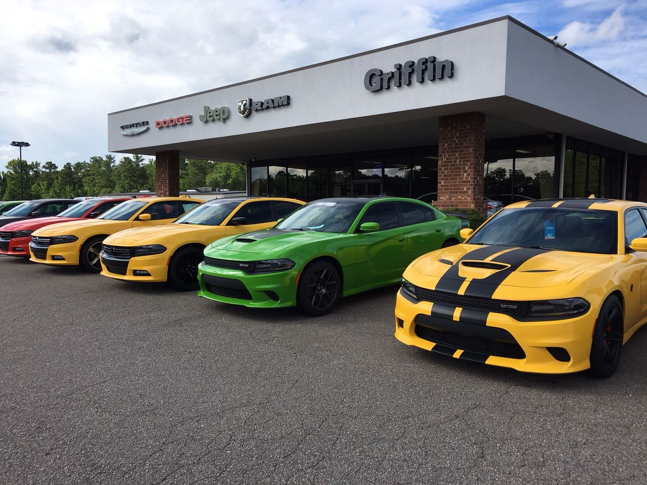 Griffin Chrysler Dodge Jeep