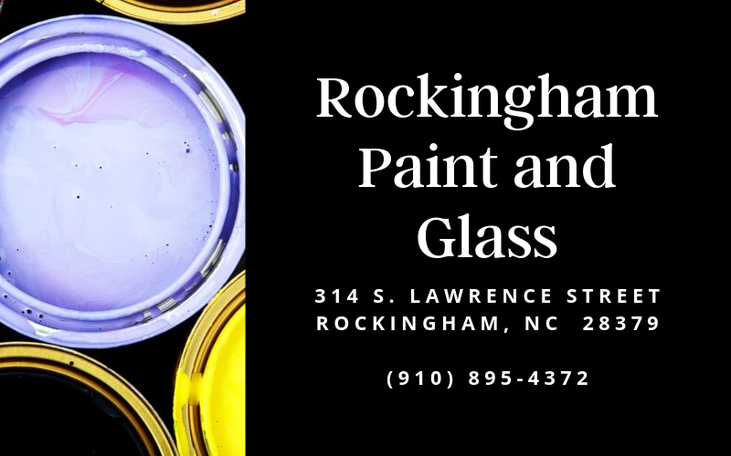rockingham paint and glass