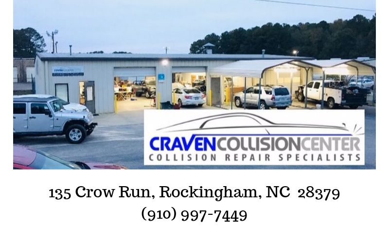 Craven Collision Center 1